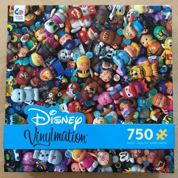 Vinylmation Disney puzzle NIB